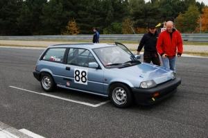 Honda Civic LPM