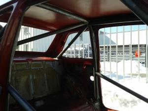 klatka bezpieczeństwa - Fiat 126p LPM